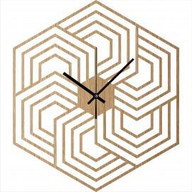 Sieninis laikrodis Hexagon