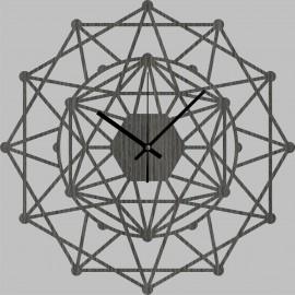 Sieninis laikrodis Kaleidoscope