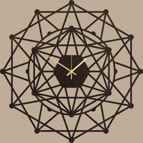 Sieninis laikrodis Kaleidoscope 65cm