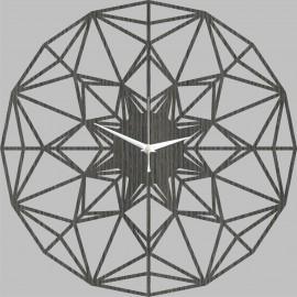 Sieninis laikrodis Arabesque
