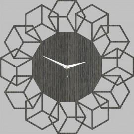 Sieninis laikrodis Cubeflower