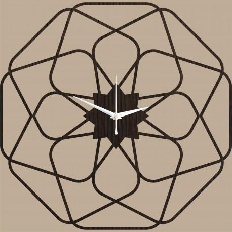 Sieninis laikrodis Polygonal