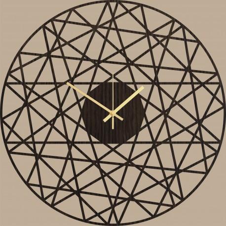 Sieninis laikrodis Polygonal 50cm