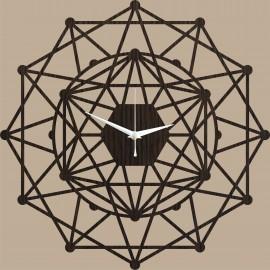Wall clock Kaleidoscope