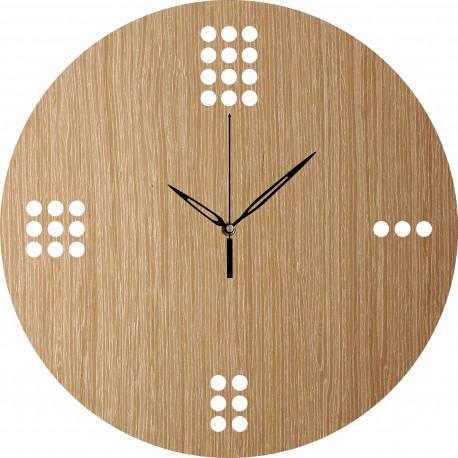 Sieninis laikrodis Dots