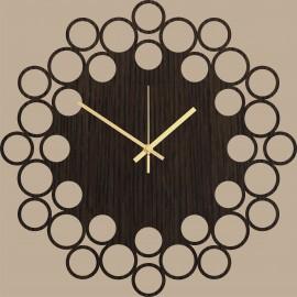 Wall clock Bubbles