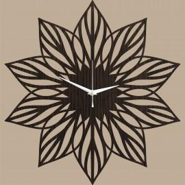 Sieninis laikrodis Leaves 50cm