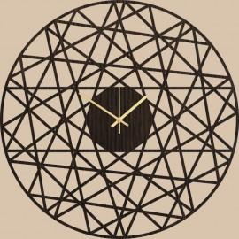Sieninis laikrodis Polygonal 65cm