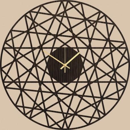 Sieninis laikrodis Polygonal 60cm