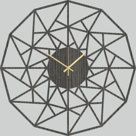 Sieninis laikrodis Triangles 60cm