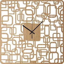 Sieninis laikrodis Angle 50cm