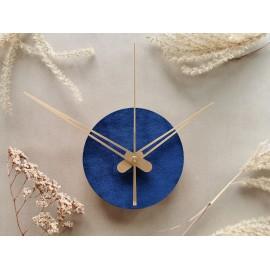 Sieninis laikrodis SPOT BLUE