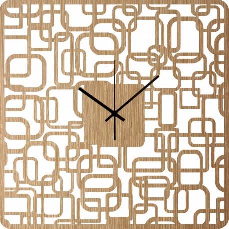 Sieninis laikrodis Angle 43cm