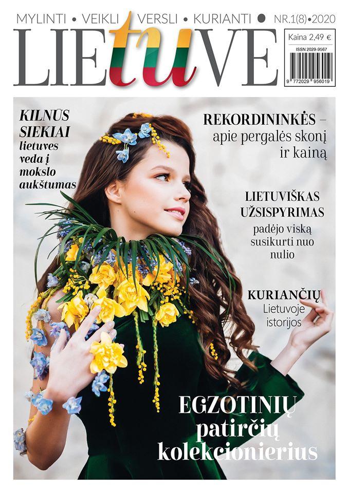 žurnalas Lietuvė'2020