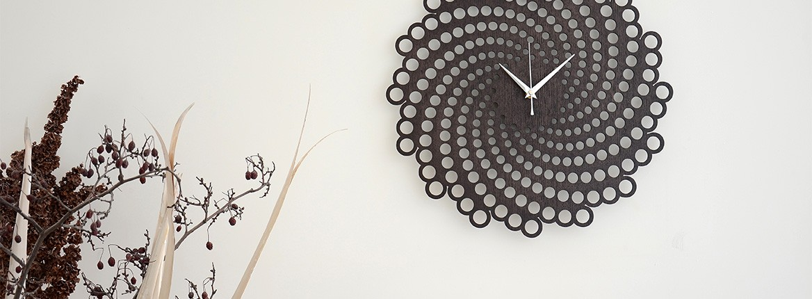 Tamsus sieninis laikrodis